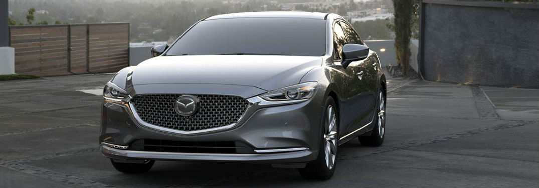 Impressive list of technology and comfort features available in the Mazda6 sedan