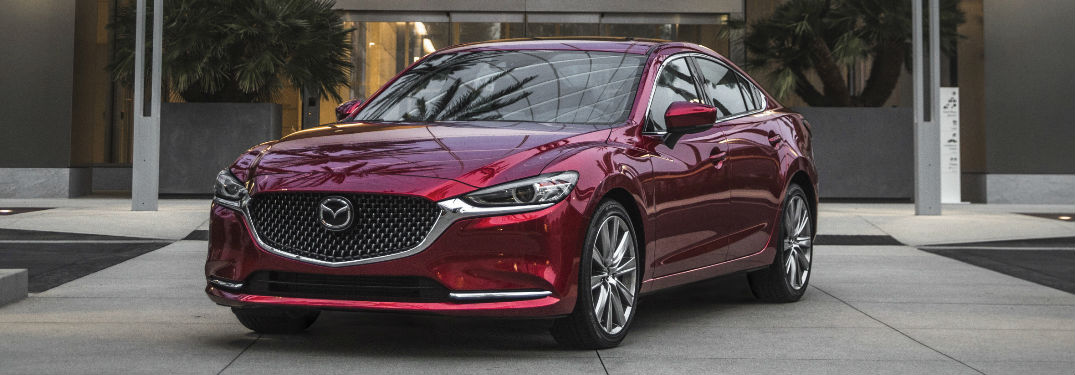 6 Instagram photos of the Mazda6 sedan that offer a closer look at its sporty exterior