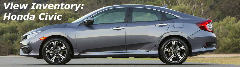 2018 Honda Civic side profile