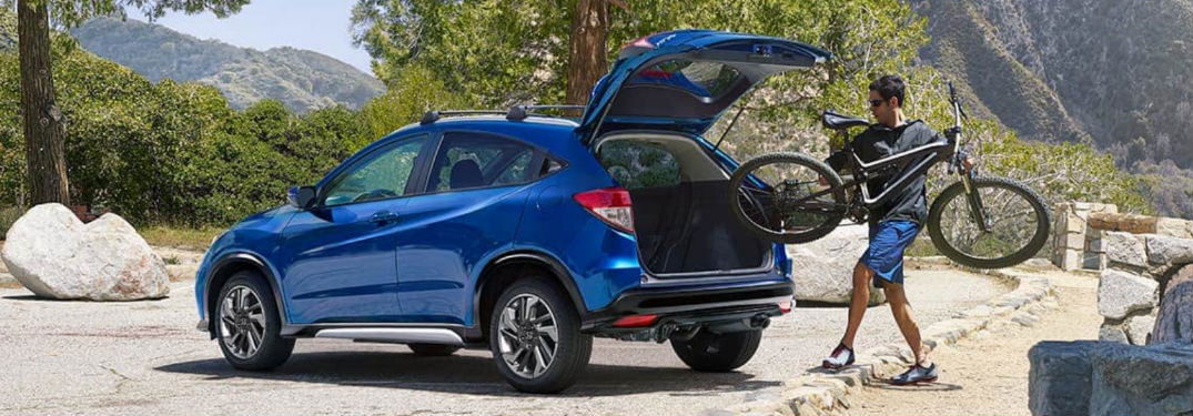 6 Instagram photos that that highlight the versatility and style of the Honda HR-V crossover
