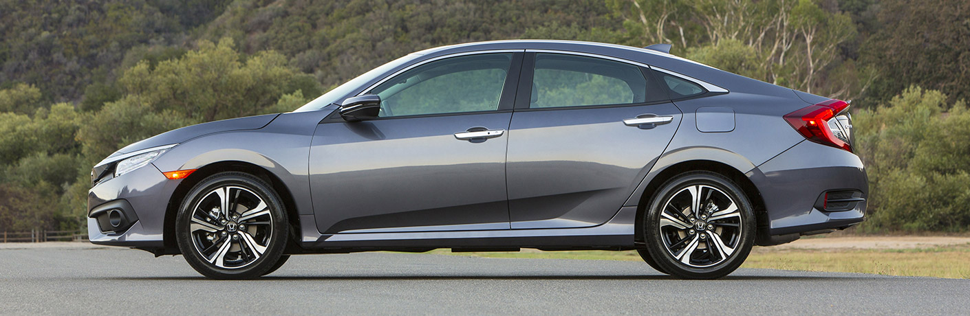 Impressive fuel economy rating of the Honda Civic makes it a top pick for a used car