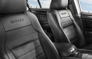 Ford Taurus front passenger seats
