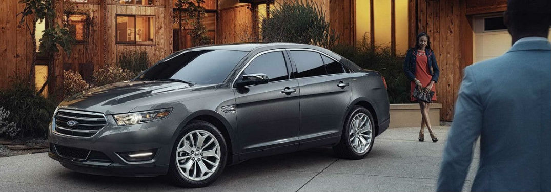 Top-notch safety rating of Ford Taurus comes from long list of innovative features and equipment