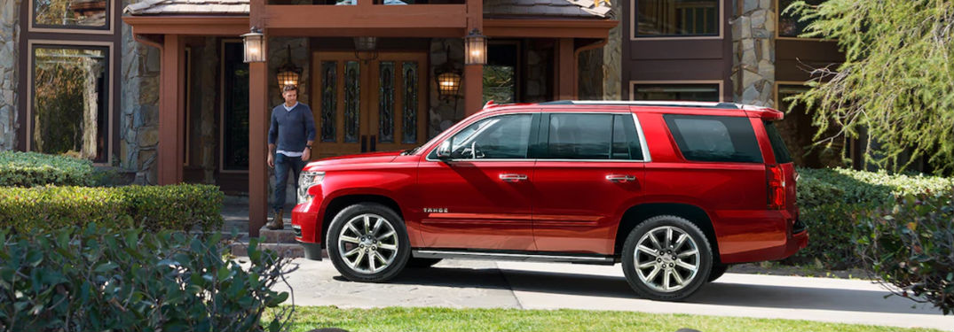 Impressive list of available engines gives used Chevy Tahoe models incredible power and capability