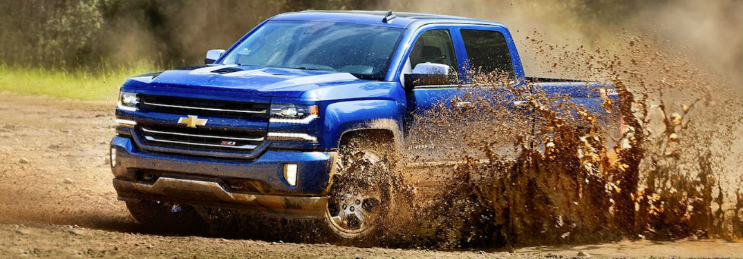 Instagram shows off the power and capability of the Chevy Silverado 1500 in 6 amazing photos