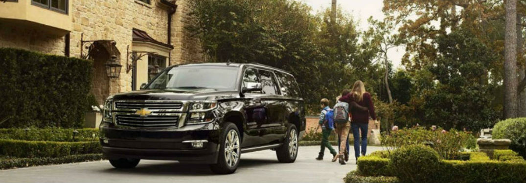 6 Instagram photos that highlight the style, capability, and versatility of the Chevy Suburban SUV