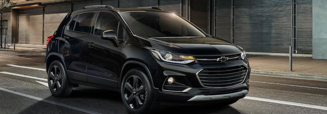 Long list of features helps give the Chevy Trax crossover an impressive safety rating for passenger protection