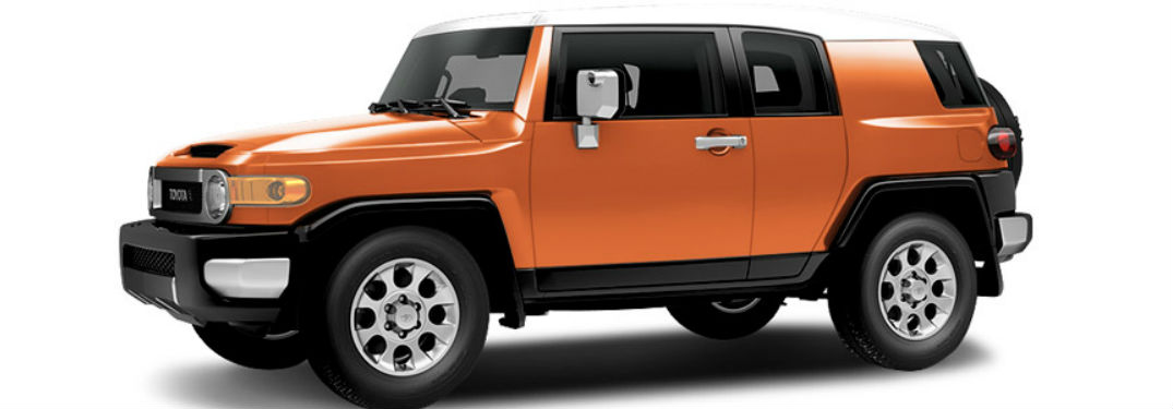 Top 6 Instagram photos of the Toyota FJ Cruiser that show of its unique style