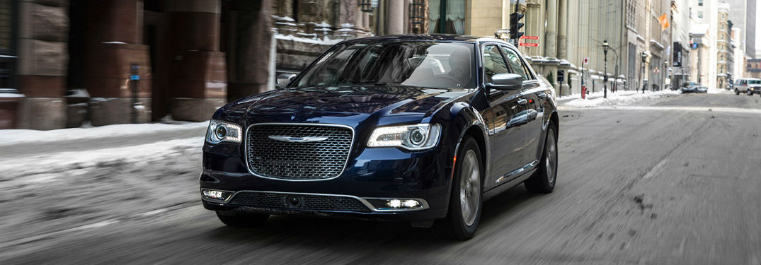 Top 6 Instagram photos of the Chrysler 300 offer a closer look at this stylish sedan