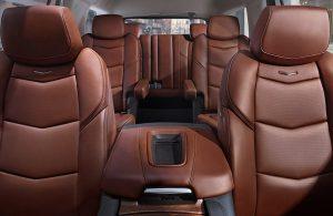 Cadillac Escalade Interior Passenger seats