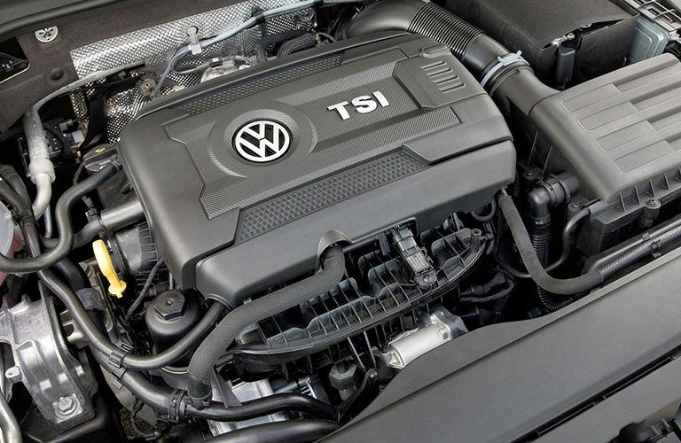 Volkswagen Golf 1.8-liter 4-Cylinder engine