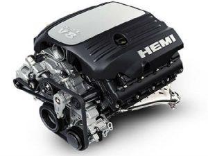 Dodge Charger 5.7-liter V8 engine