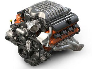Dodge Charger 6.2-liter Supercharged V8 engine
