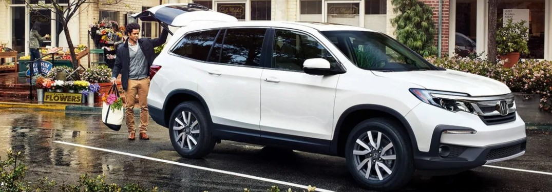 Versatility and Space Inside the Used Honda Pilot