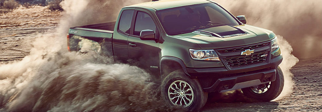 6 Instagram photos of the Chevy Colorado that highlight its impressive style, power and capability