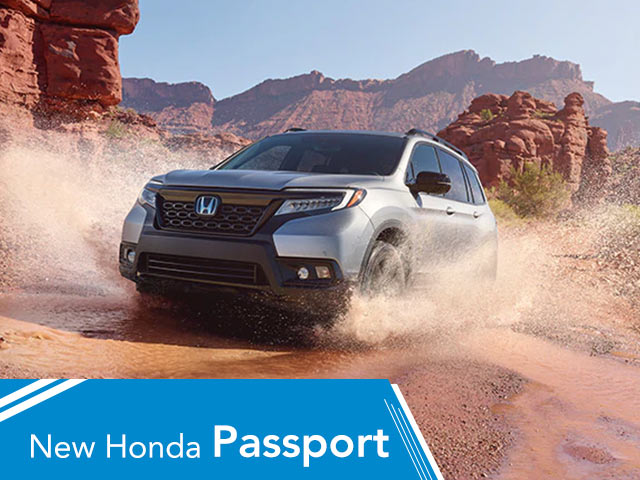 New Honda Passport Lease Deal in Highland Park near Chicago, IL