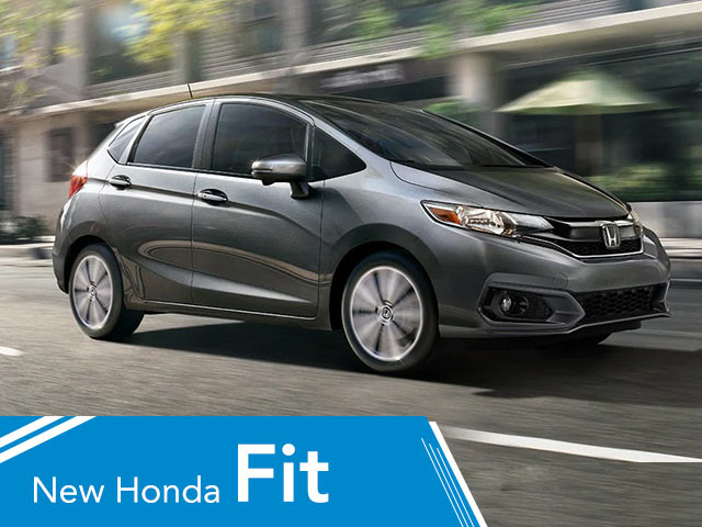 New Honda Fit Lease Deal in Highland Park near Chicago, IL