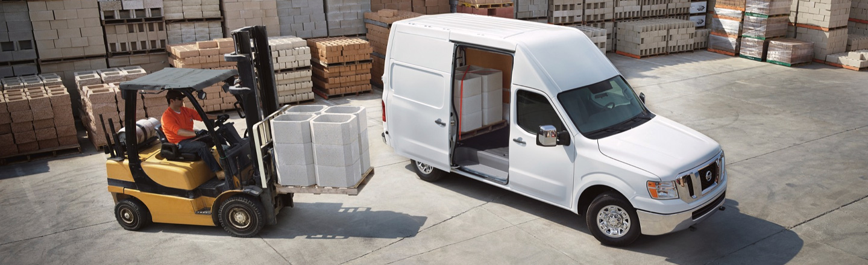Premier Nissan of San Jose – 2021 Nissan NV Cargo