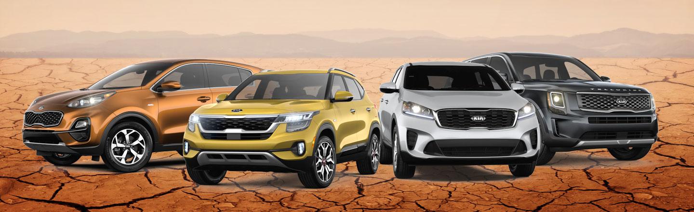 Kia SUV Towing Capacity: Sportage, Sorento & Telluride