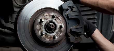 NISSAN VALUE ADVANTAGE® BRAKE SERVICE*