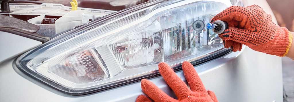 Replacing Headlight