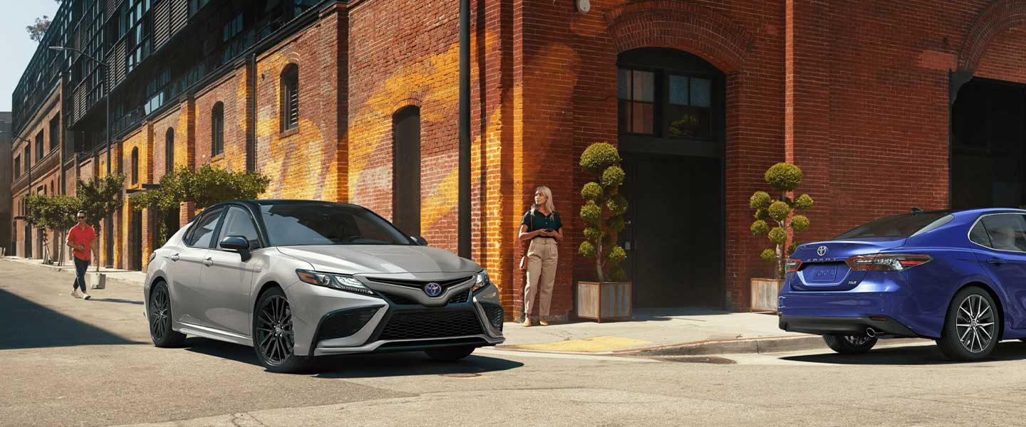 2021 Toyota Camry available at Toyota of New Orleans