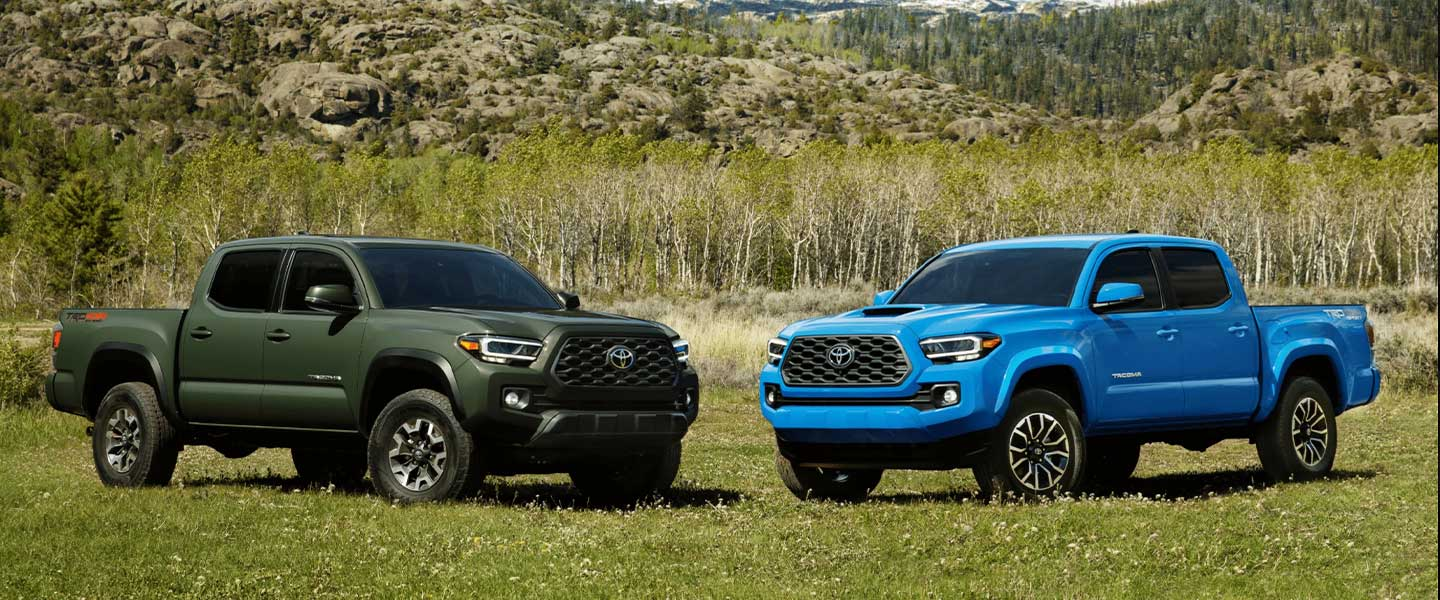2021 Toyota Tacoma available at Toyota of New Orleans
