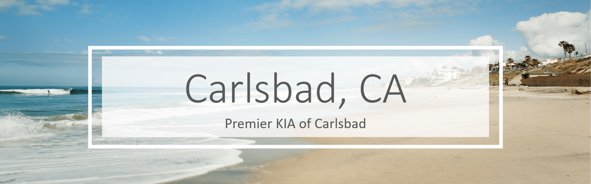 Serving Carlsbad, CA