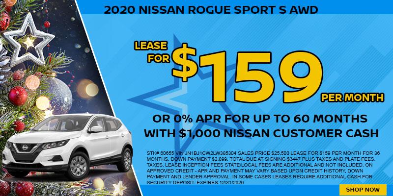 2020 Rogue Sport