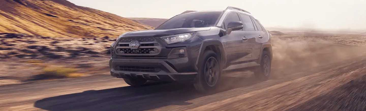 Experience the 2021 Toyota RAV4 At Our Paducah, KY, Car Dealer