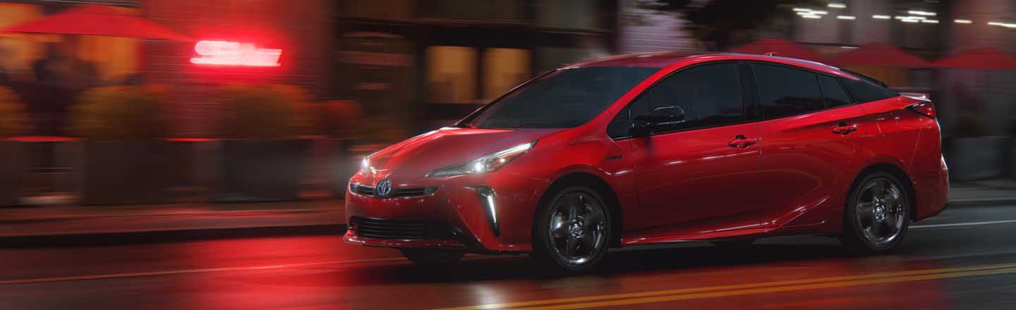 Experience the 2021 Toyota Prius At Our Paducah, KY, Car Dealer