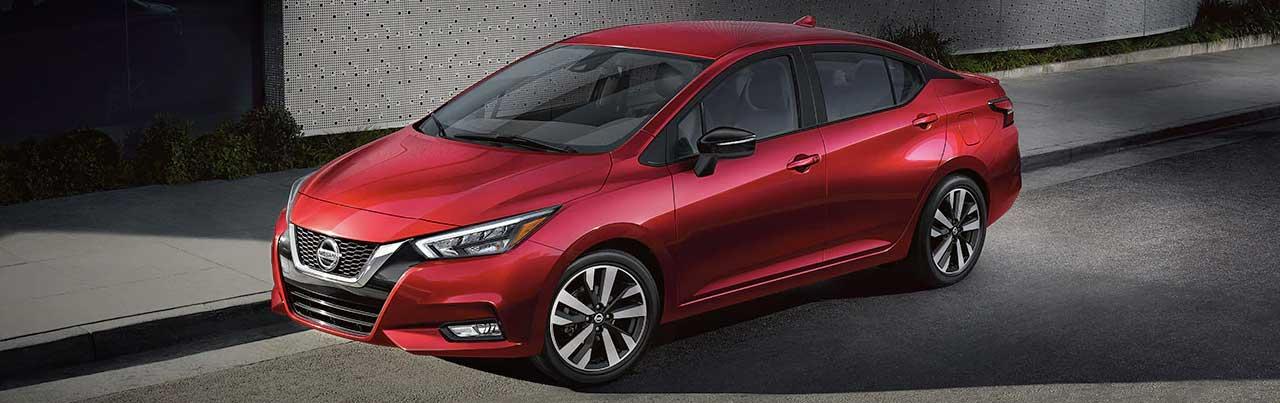 New 2021 Nissan Versa in Fremont, CA | Premier Nissan