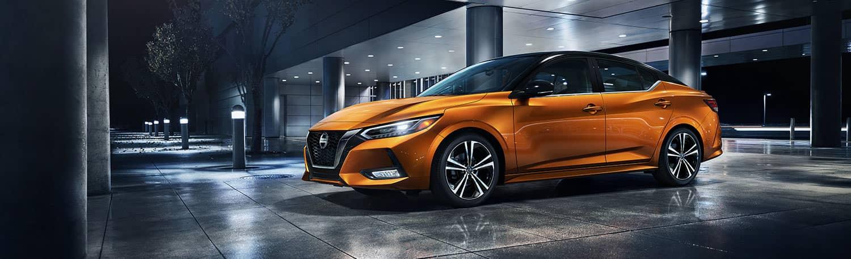 New 2021 Sentra | Bay Area, California | Premier Nissan Group