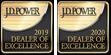j.d. power awards icons