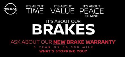 New Brake Warranty