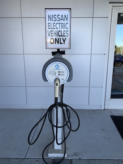 Electric Vehicle Charging in Tomball, TX