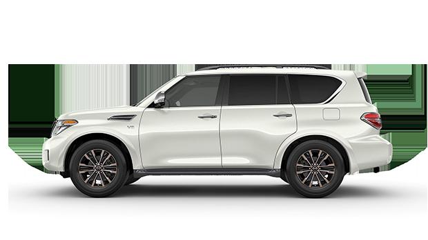 2021 Nissan Armada Platinum