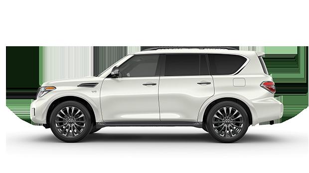 2021 Nissan Armada Platinum Reserve