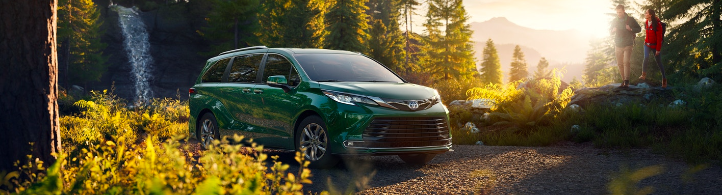 2021 Toyota Sienna Review Yuba City