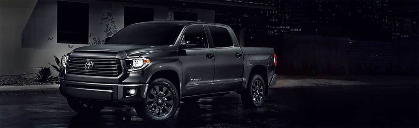 Experience the 2021 Toyota Tundra At Our Paducah, KY, Car Dealer