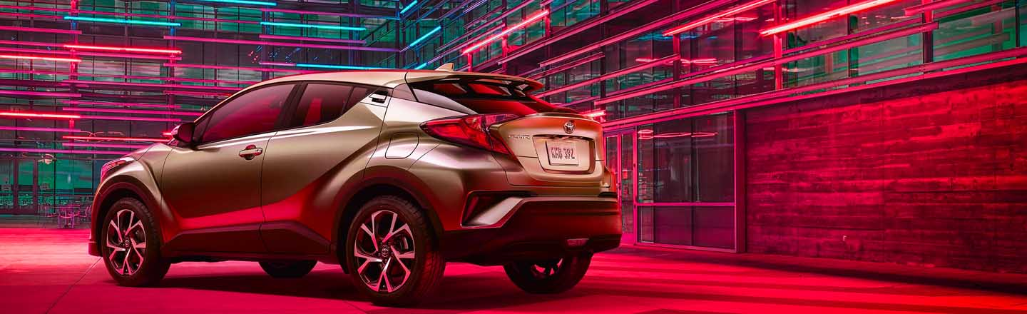 Experience the 2021 Toyota C-HR At Our Paducah, KY, Car Dealer