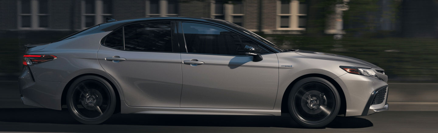 Experience the 2021 Toyota Camry Hybrid At Our Paducah, KY, Car Dealer