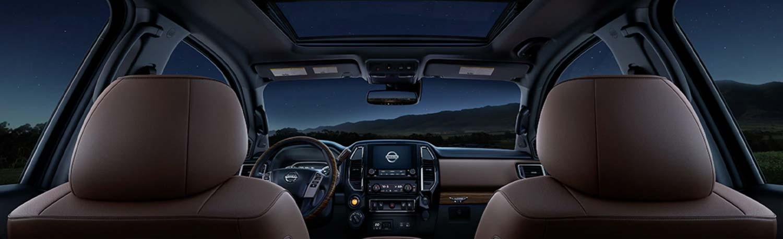 Nissan Titan Interior