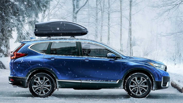 Winter Ready Vehicle