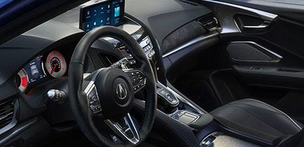 Interior 2021 Acura RDX