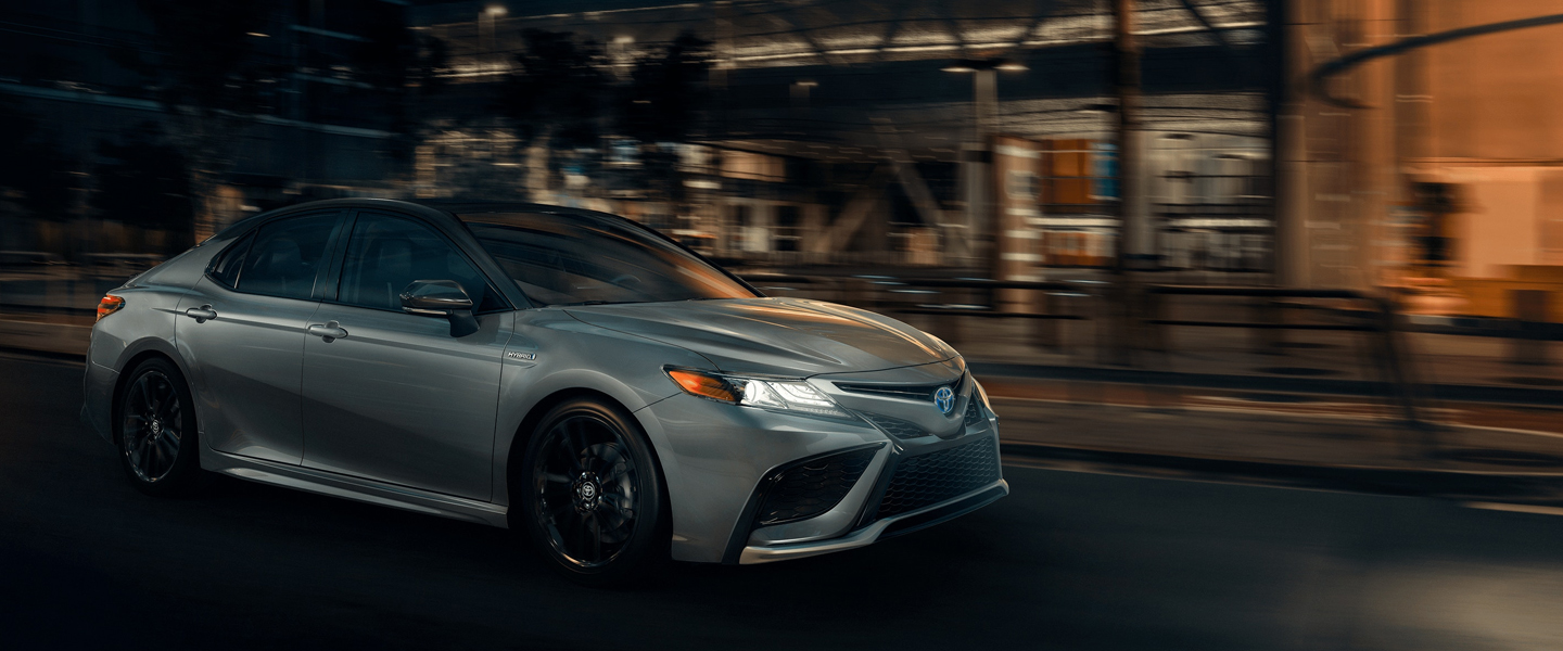 2021 Toyota Camry Hybrid available at Toyota of New Orleans