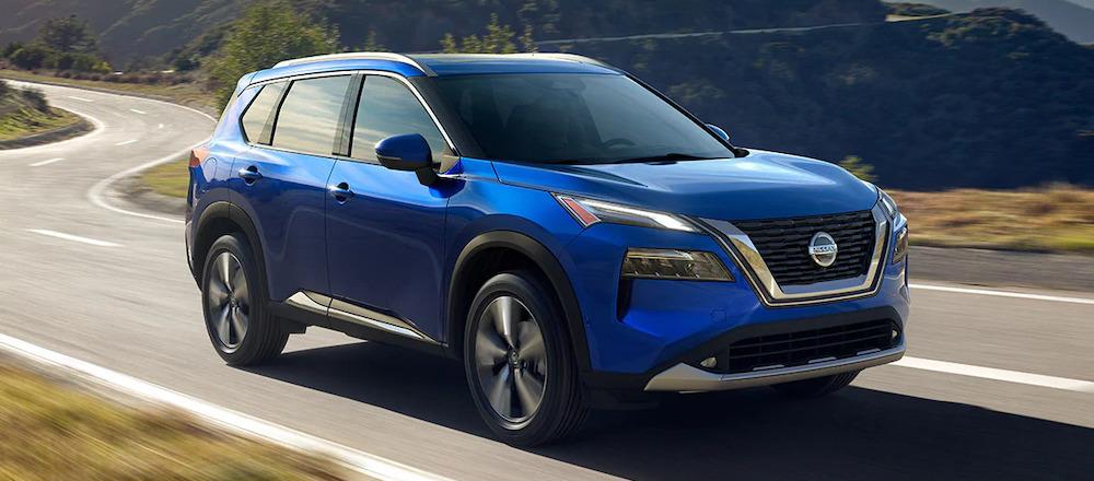 2021 Nissan Rogue Trim Comparison Fort Myers