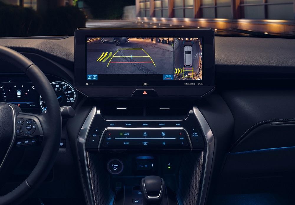 2021 Toyota Venza Safety Technology