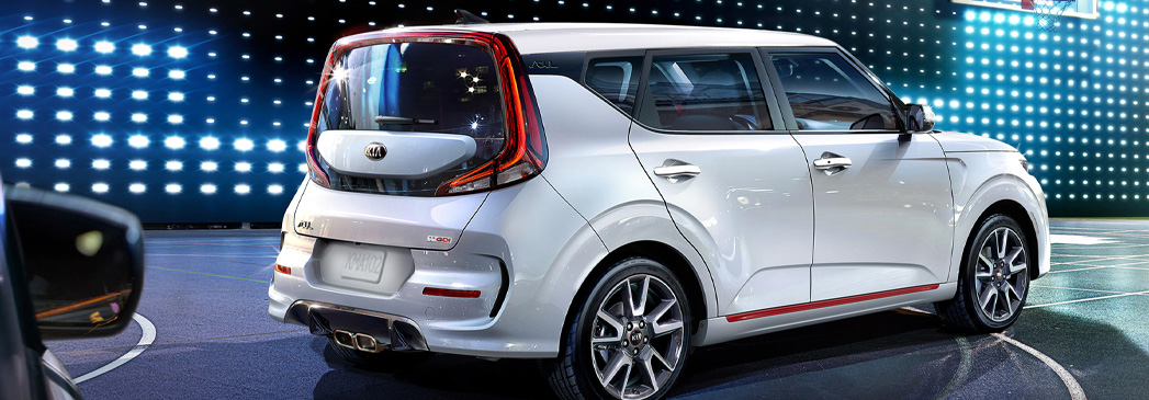 What Engine is on the 2021 Kia Soul?