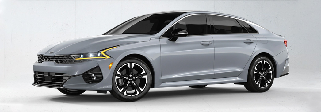 What is the 2021 Kia K5 GT-Line?
